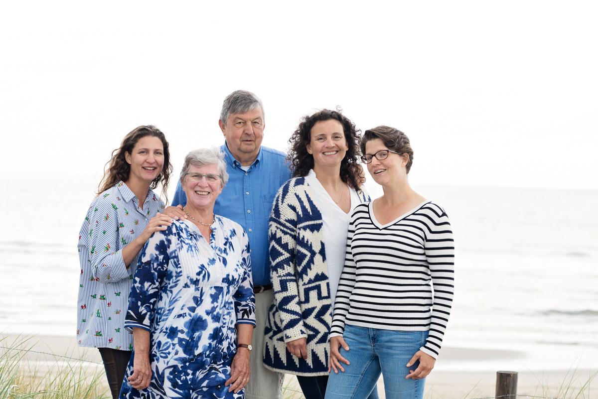 Familie strandshoot Petten