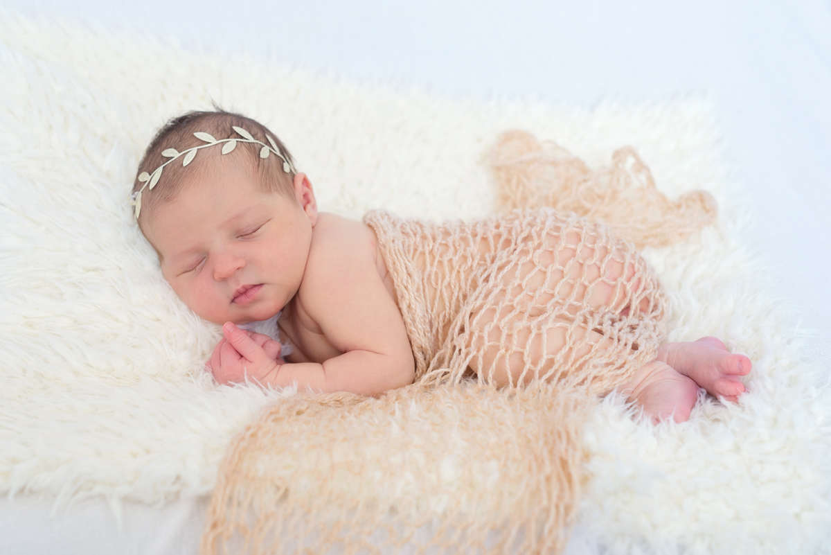 newborn fotoshoot aan huis alkmaar