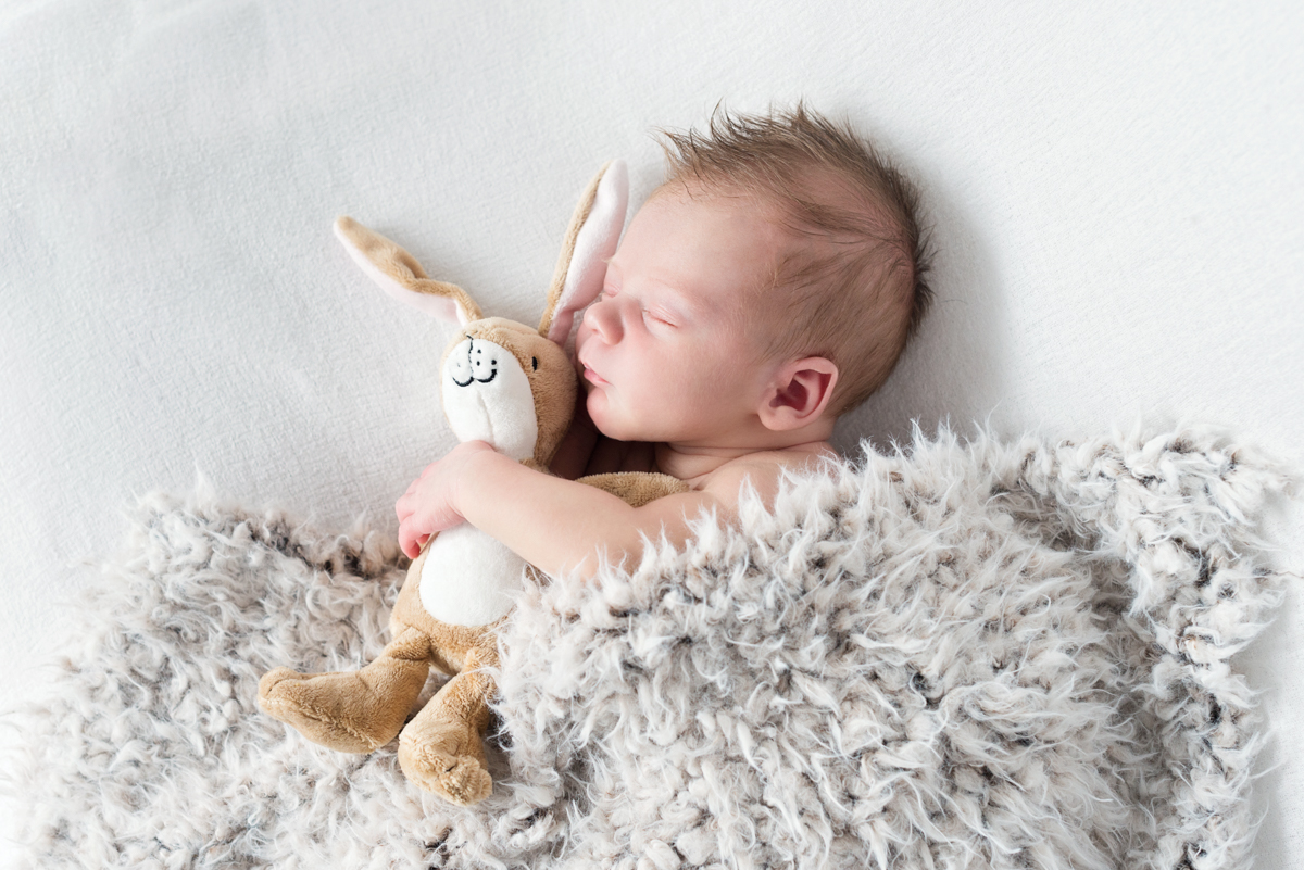 Noord-Holland Newborn Fotografie aan huis