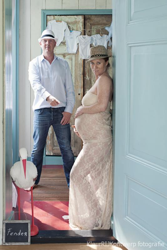 zwanger aankondiging ideeen waslijntje