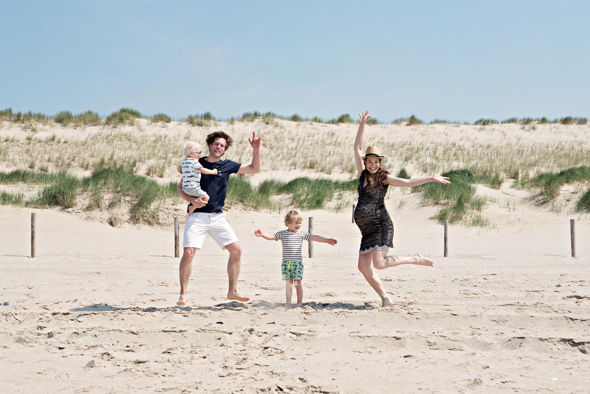 zwangerschap fotoshoot strand