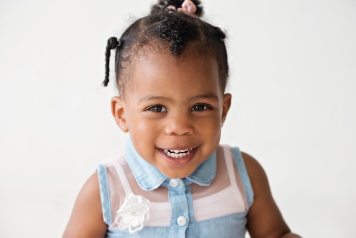 Zwangerschapsfotografie met een klein kindje
