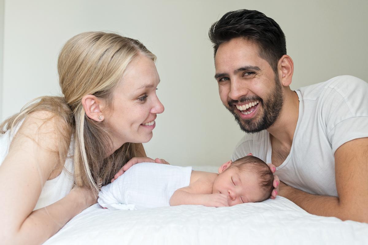 puur fotografie newborn