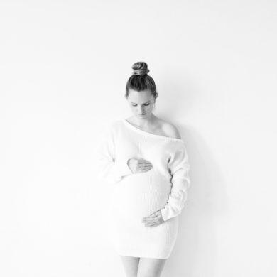 Wit & Puur zwangerschapsfotoshoot utrecht