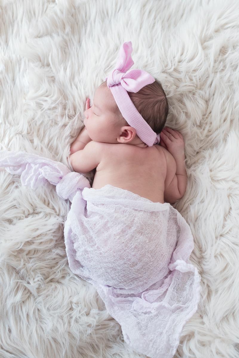 newborn shoot thuis