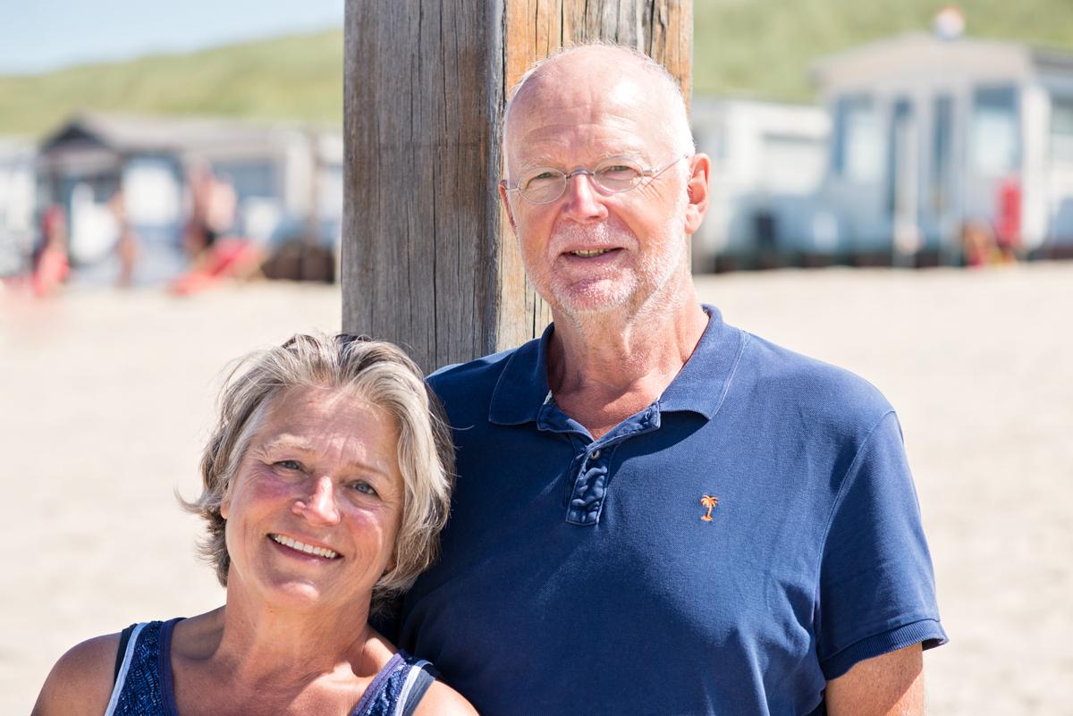 familie shoot strand