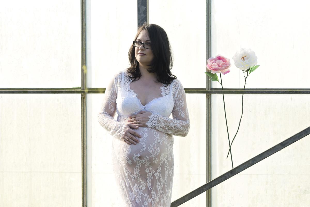 Zwanger Fotoshoot Abbekerk