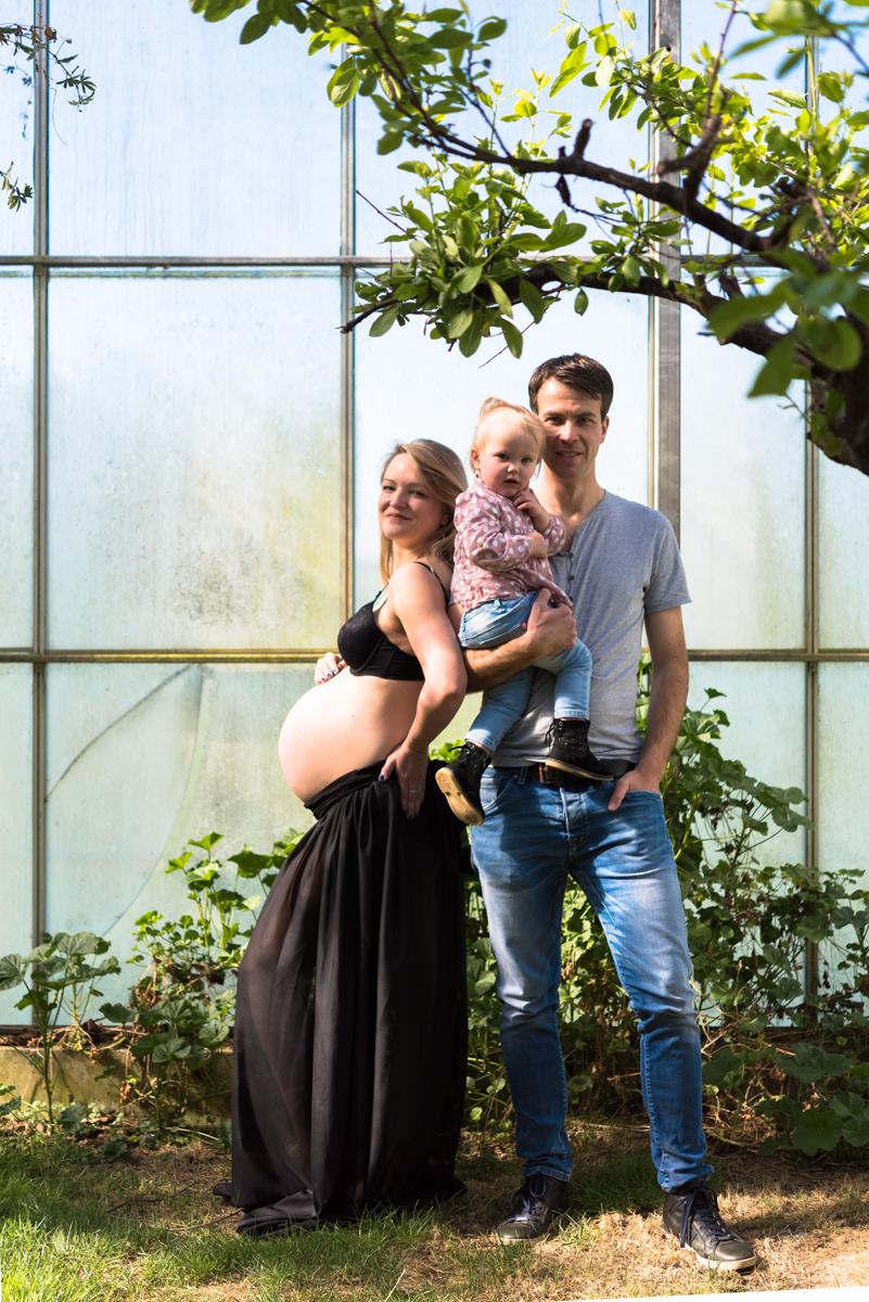inspiratie zwangerschap fotoshoot haarlem
