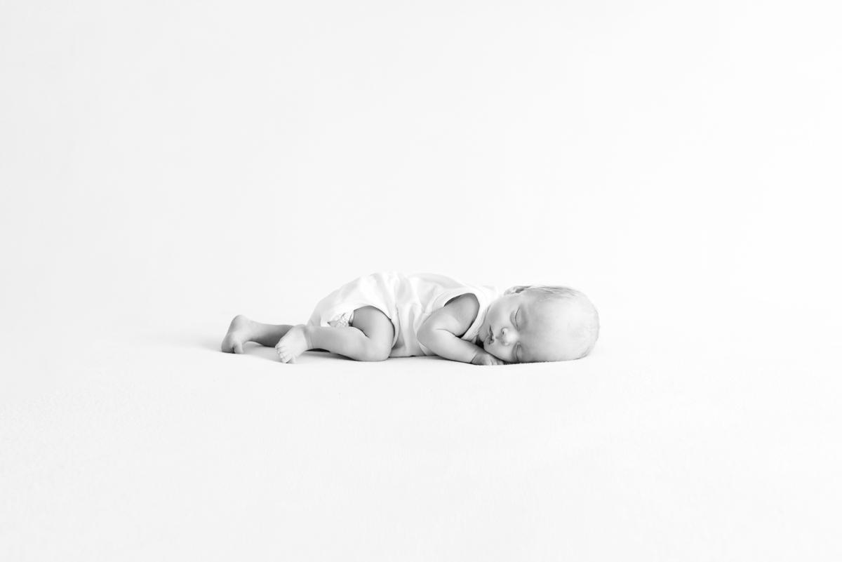New Born Fotografie aan huis