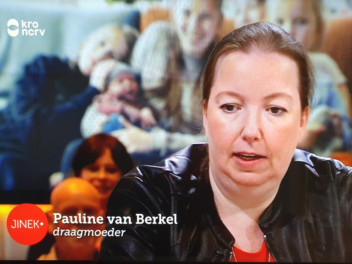 zwangerschapsfotoshoot | Televisie uitzending Jinek