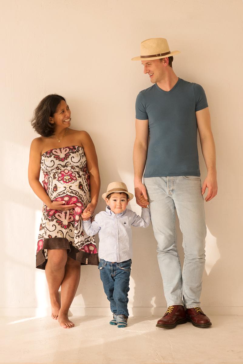 Fotoshoot Zwangerschap Amsterdam | Baby is coming