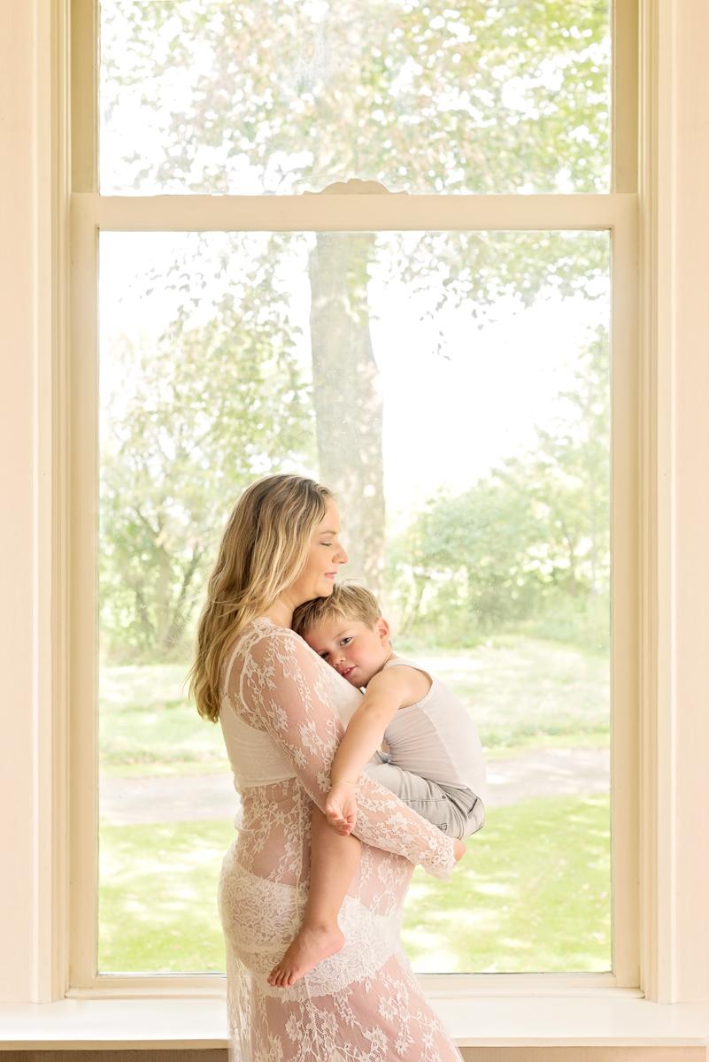 Baby op komst | Zwangerschap Fotoshoot