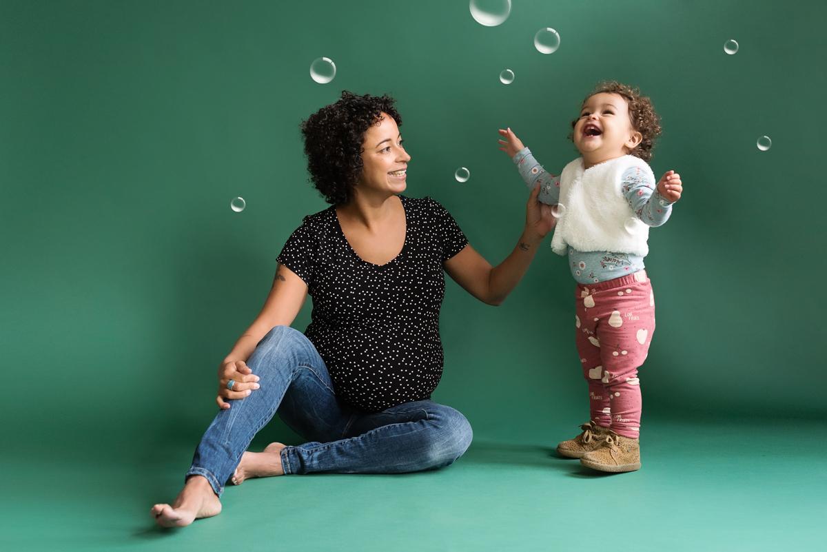 Tweede kindje op komst | Zwanger Fotoshoot