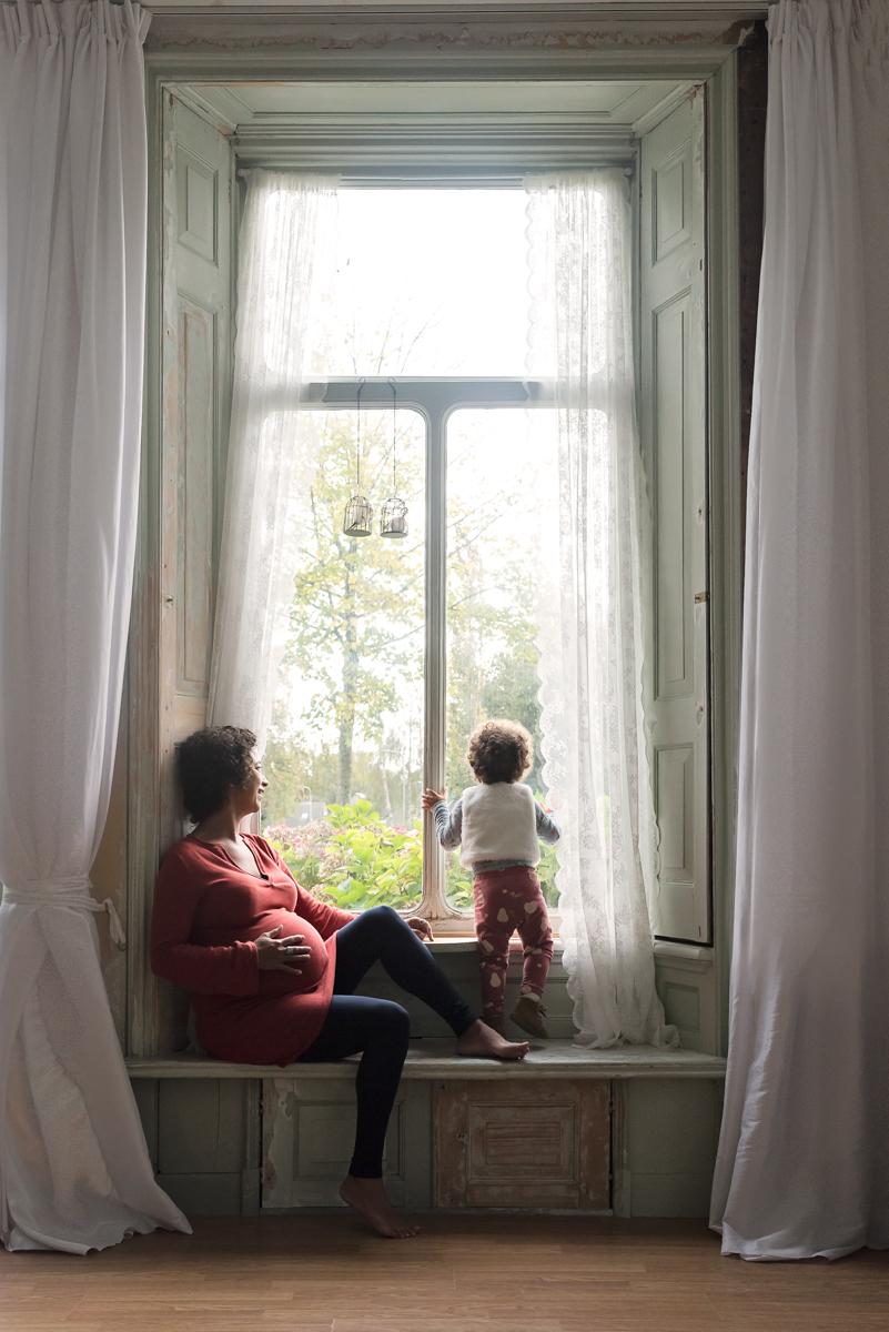 Tweede kindje op komst | Zwangerschapsshoot