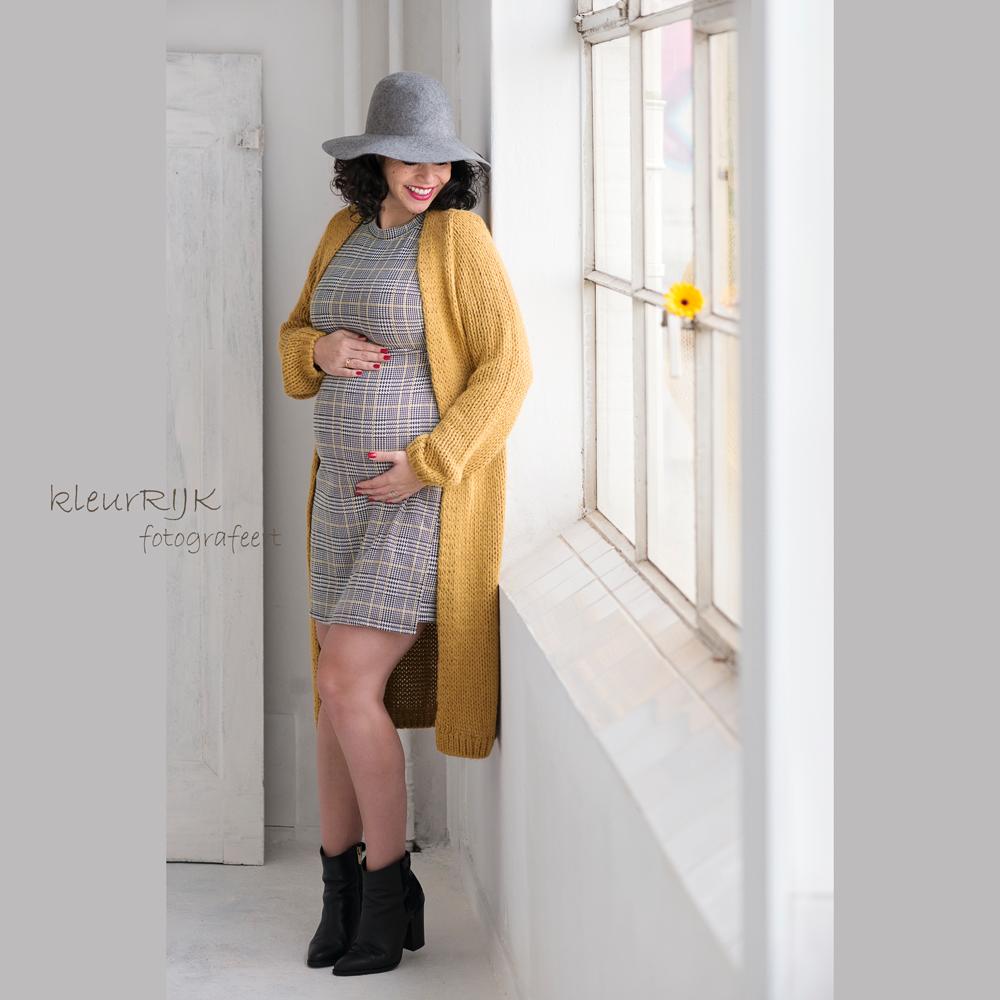 zwanger fotoshoot