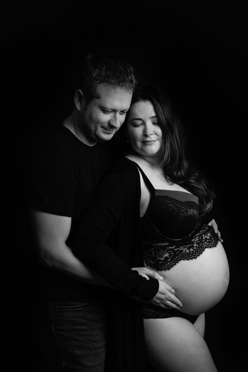 zwangerschapsfotoshoot echtgenoot