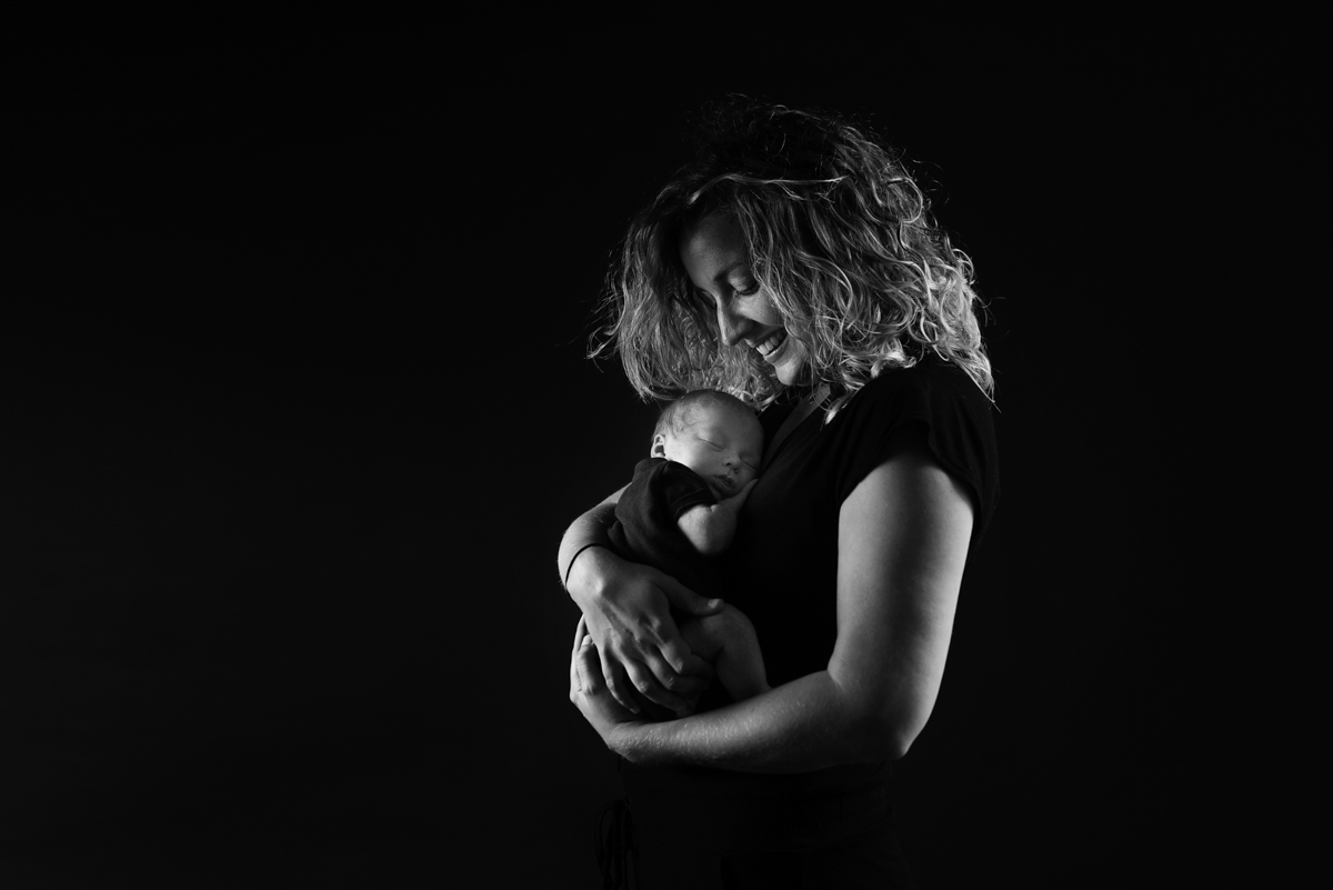 newborn fotoshoot ouders