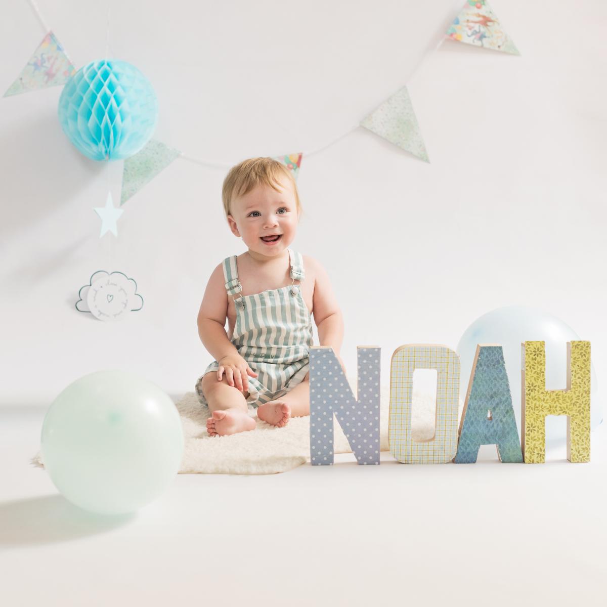 Cake Smash Shoot | Eerste verjaardag fotoshoot