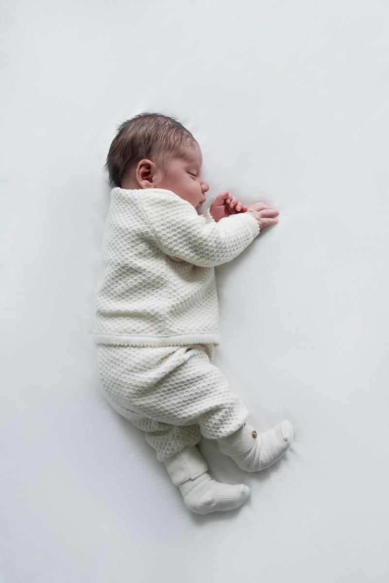 haarlem newborn fotoshoot