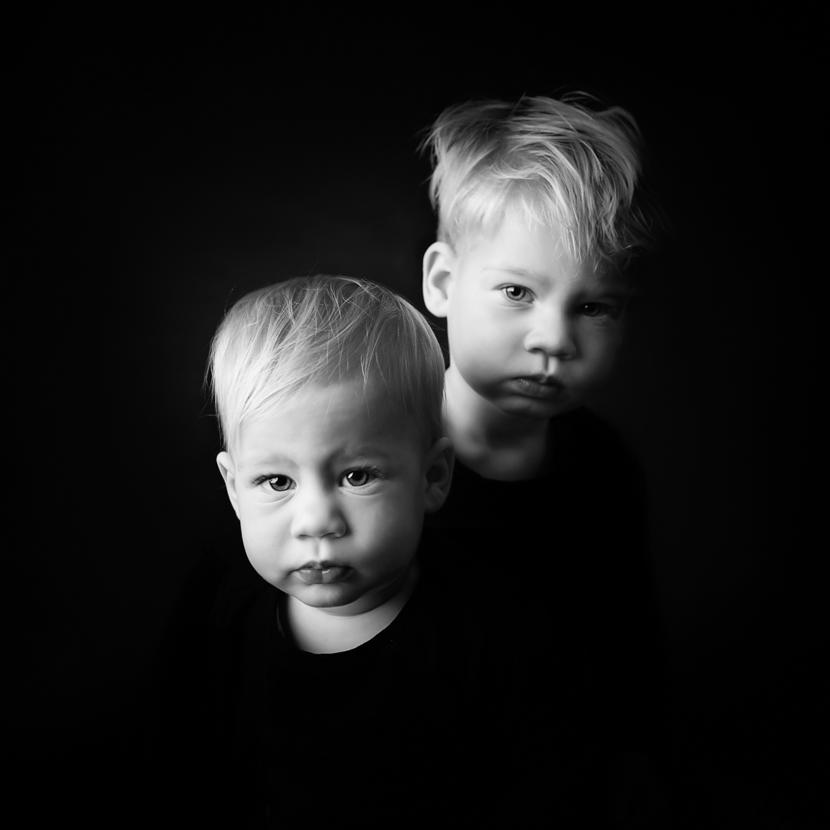 leukste baby sitter fotoshoot
